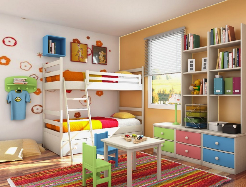 Desain Kamar Anak Laki Laki Blog Qhomemart