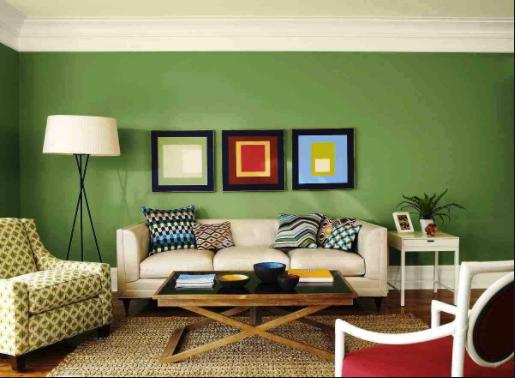Tips Memilih Warna Cat Dinding Untuk Bangunan Rumah