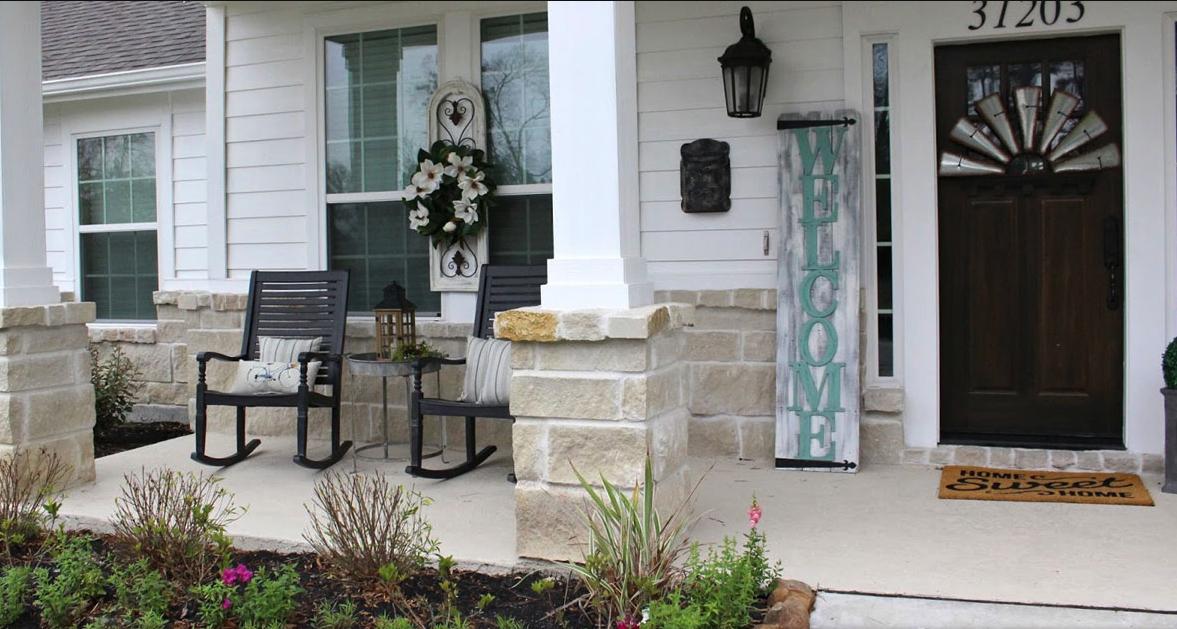 Gambar Rumah Teras Depan Dan Teras Samping  menghias teras rumah minimalis blog qhomemart