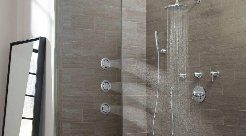 shower kran modern