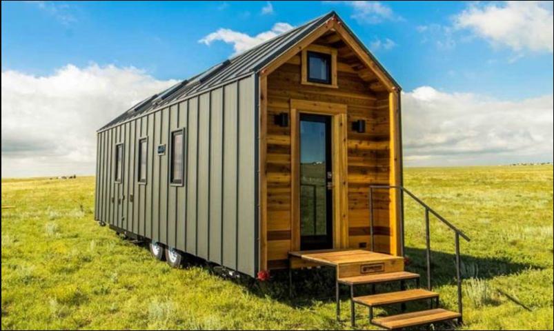 rumah mobil minimalis