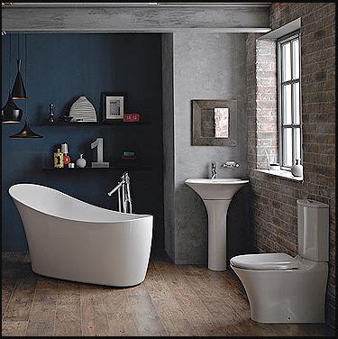 model keramik kamar mandi yang modern terbaru - blog qhomemart
