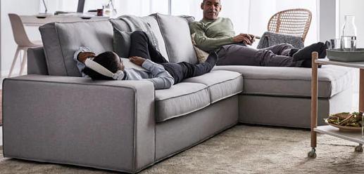 sofa rumah minimalis