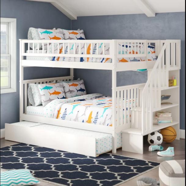 16 Desain Kamar Tidur Anak Blog Qhomemart