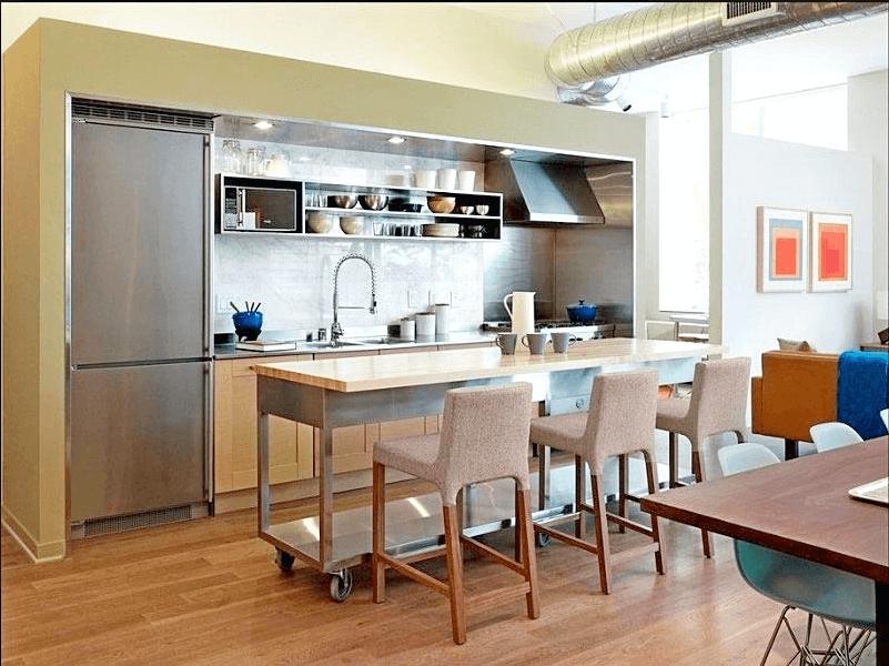 Desain Dapur Outdoor untuk Rumah Minimalis - Blog QHOMEMART