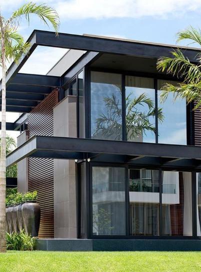 Inspirasi Rumah Minimalis Modern 2 Lantai Untuk Lahan Terbatas