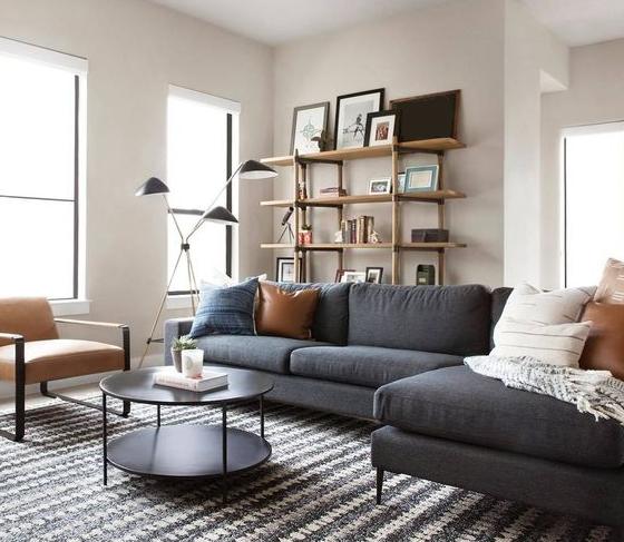 furniture untuk warna cat rumah sederhana