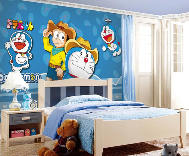 5 Desain Kamar Doraemon Sederhana Dan Unik Blog Qhomemart