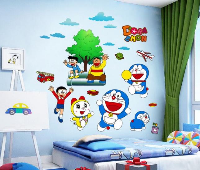 5 Desain Kamar Doraemon Sederhana dan Unik | Blog QHOMEMART