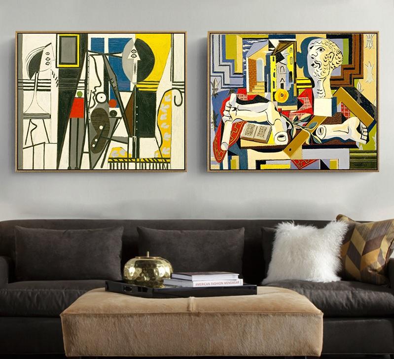 unsur seni pada ruang tamu