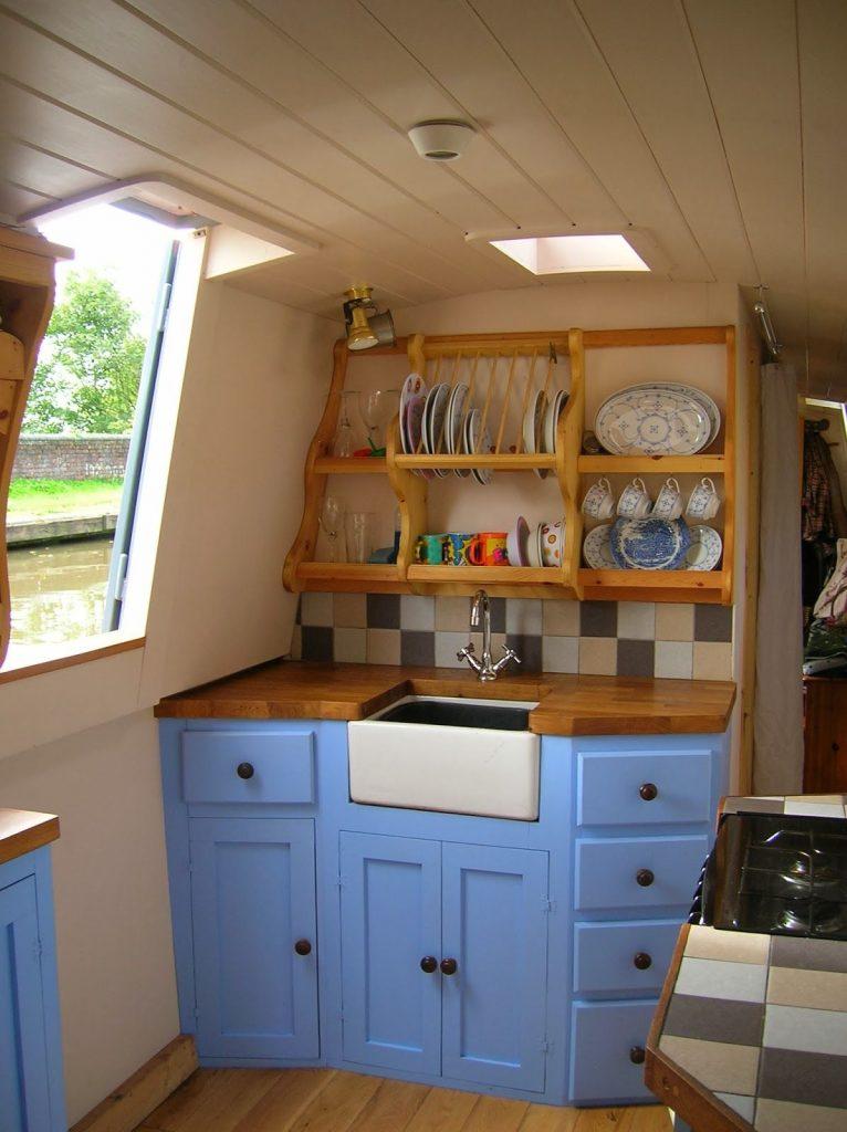 dapur kecil tapi rapi mini set