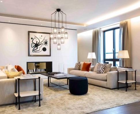 5 dekorasi ruang tamu yang unik | blog qhomemart