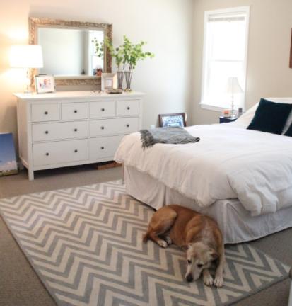 4 desain kamar tidur sederhana yang nyaman   blog qhomemart