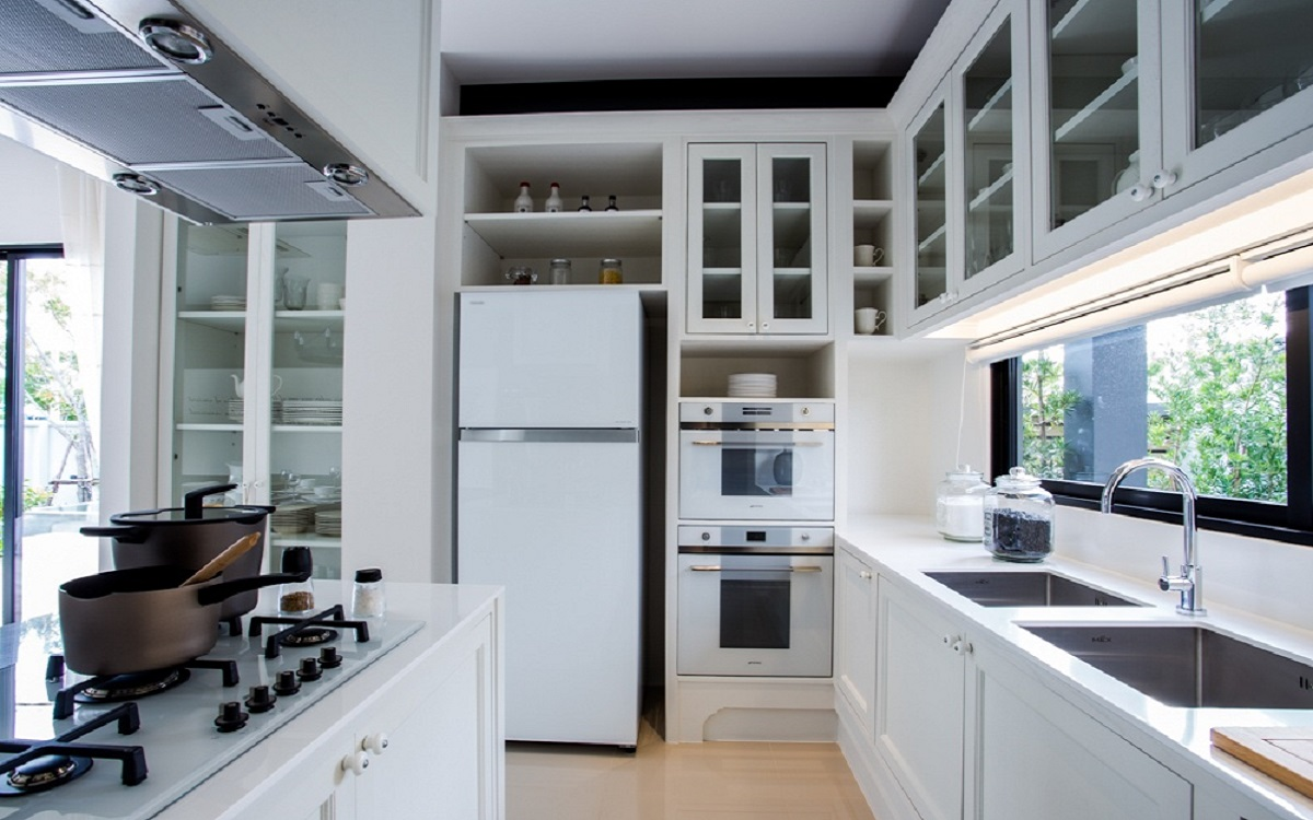 5 Kitchen Set Minimalis Dapur Kecil Yang Simpel   Blog ...