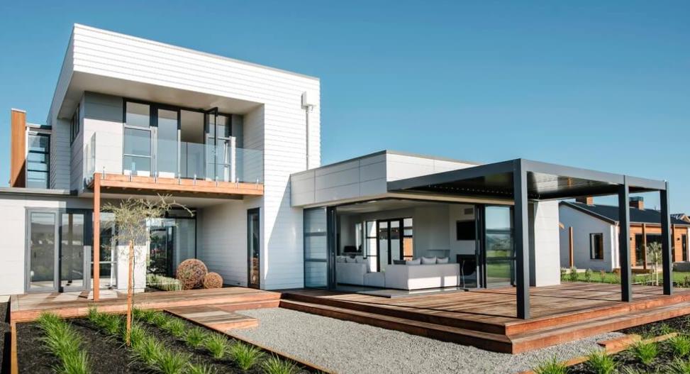 Model Atap Rumah Minimalis 2 Lantai Modern Blog Qhomemart