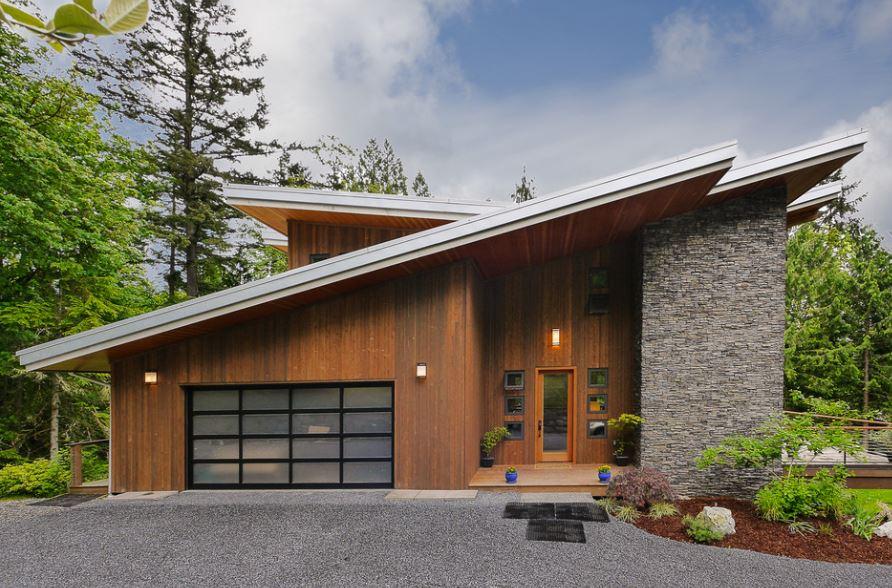 Model Atap Rumah Minimalis Modern Terbaru Blog Qhomemart