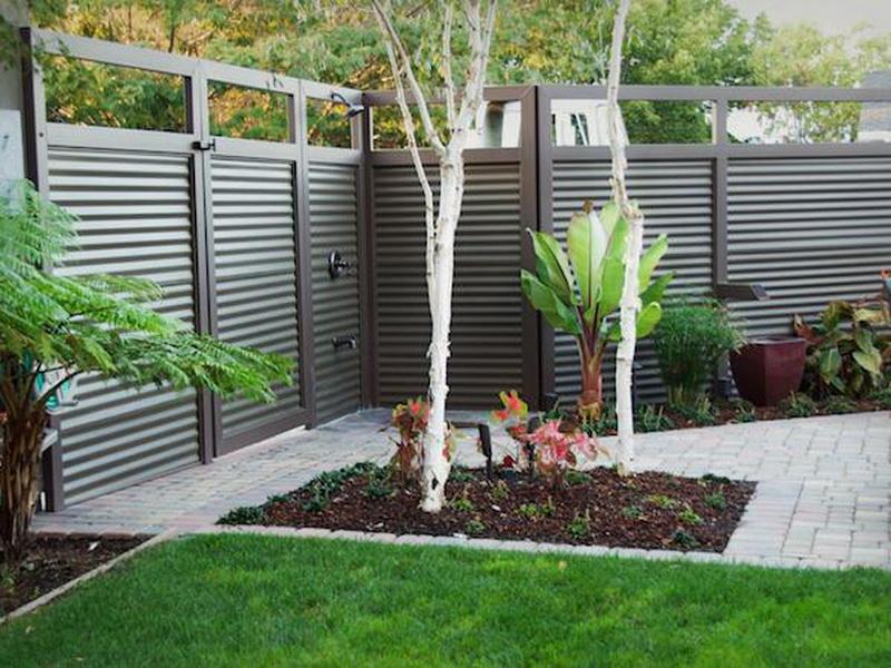 model pagar rumah mewah terbaru 2