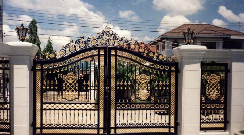 Model Pagar Tembok Rumah Mewah Archives Blog Qhomemart