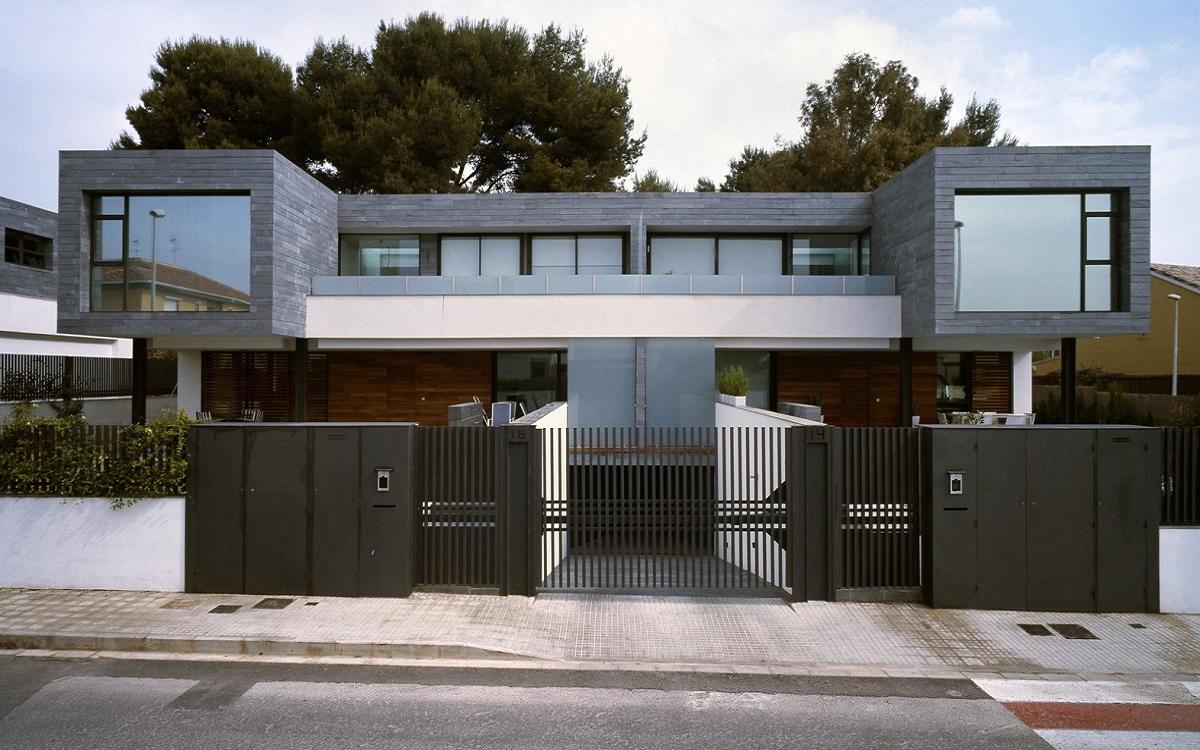 Model Pagar Rumah Minimalis Terbaru | Blog QHOMEMART