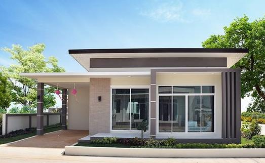 3 Model Rumah Minimalis Terbaru Sederhana Blog Qhomemart