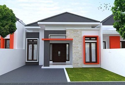 Model Rumah Minimalis Type 36 Sederhana Terbaru Dan Modern Blog Qhomemart