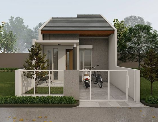 model rumah minimalis type 36