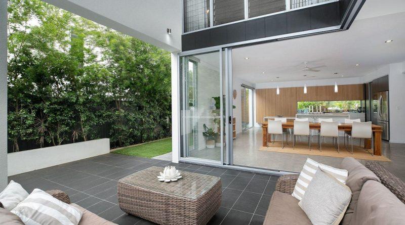 teras minimalis modern