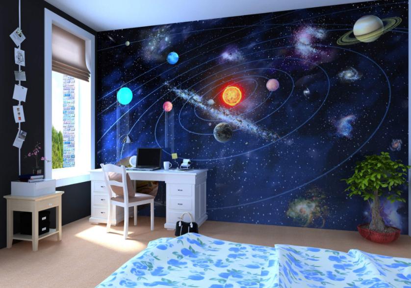 4 Inspirasi Desain Kamar Tidur Anak Cowok yang Unik | Blog ...