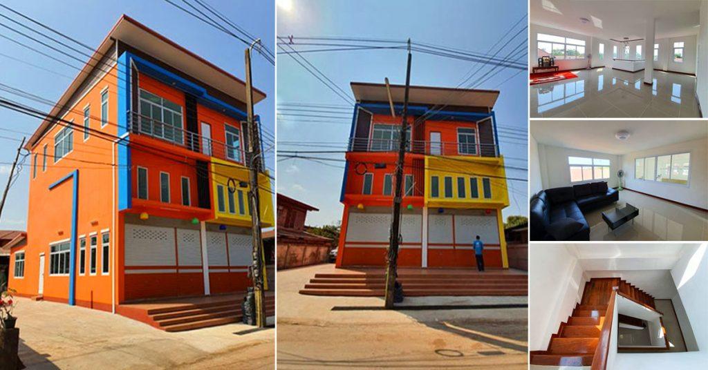 4 Desain Rumah Plus Toko Minimalis Untuk Berbisnis Blog Qhomemart