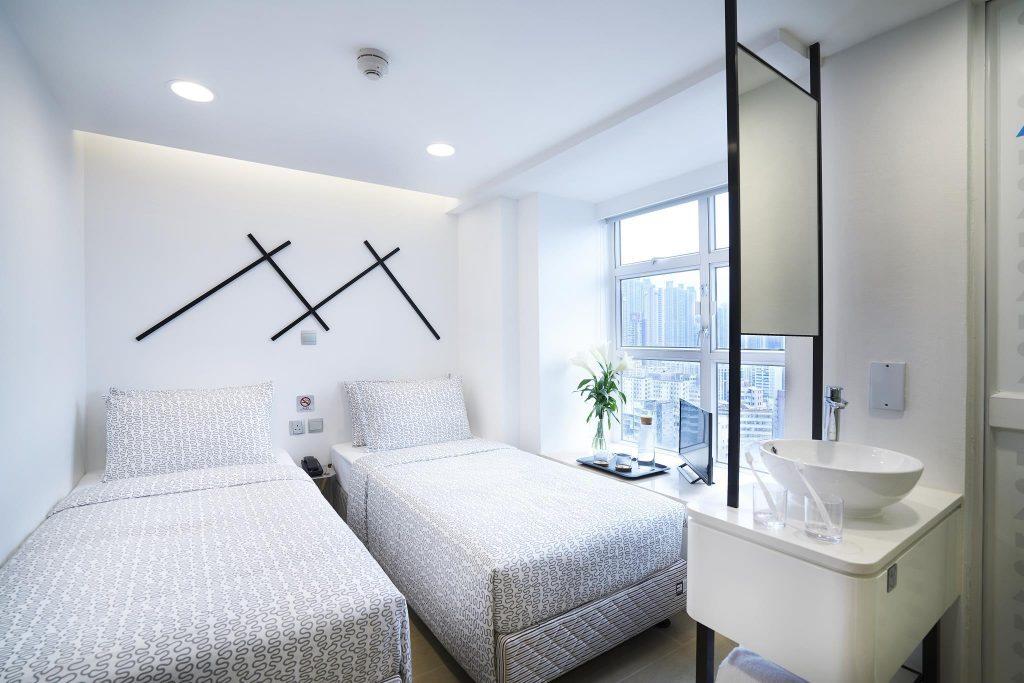 Desain Kamar Tidur Serasa Di Kamar Hotel Minimalis Blog Qhomemart