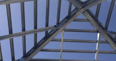 kerangka atap baja ringan