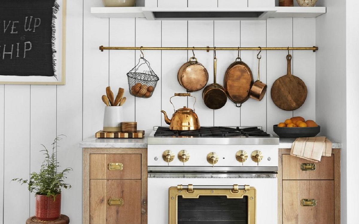 6 Desain Kitchen Set Dapur Kecil Minimalis Mulai Dari 1 Jutaan Blog Qhomemart