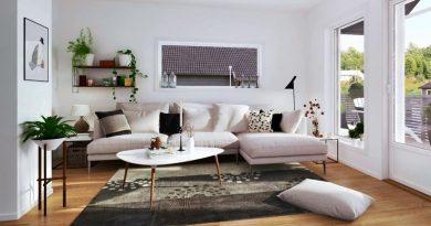 dalam rumah minimalis