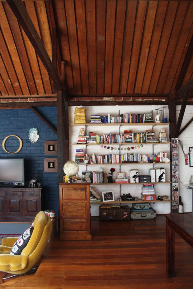 Rumah industrial sederhana