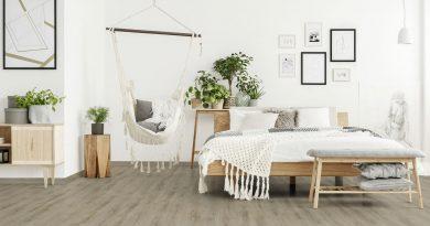 lantai vinyl kamar tidur