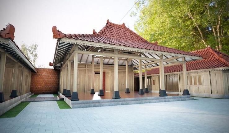 Mengenal Keunikan Rumah Joglo Rumah Tradisional Jawa Blog Qhomemart