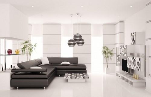Sofa besar ruang tamu