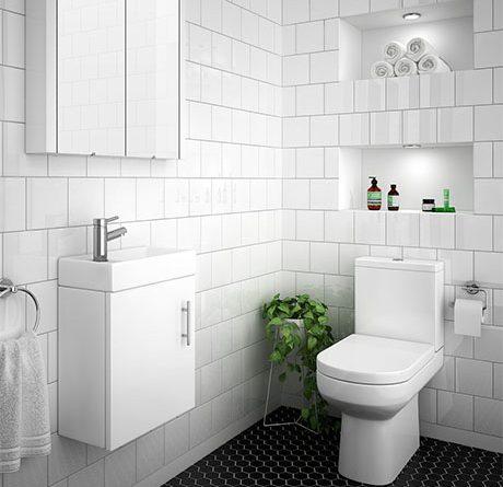 toilet minimalis