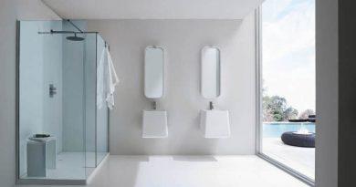 kamar mandi modern sederhana