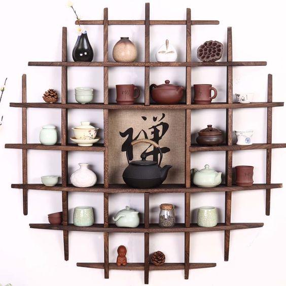rak gantung teh jepang