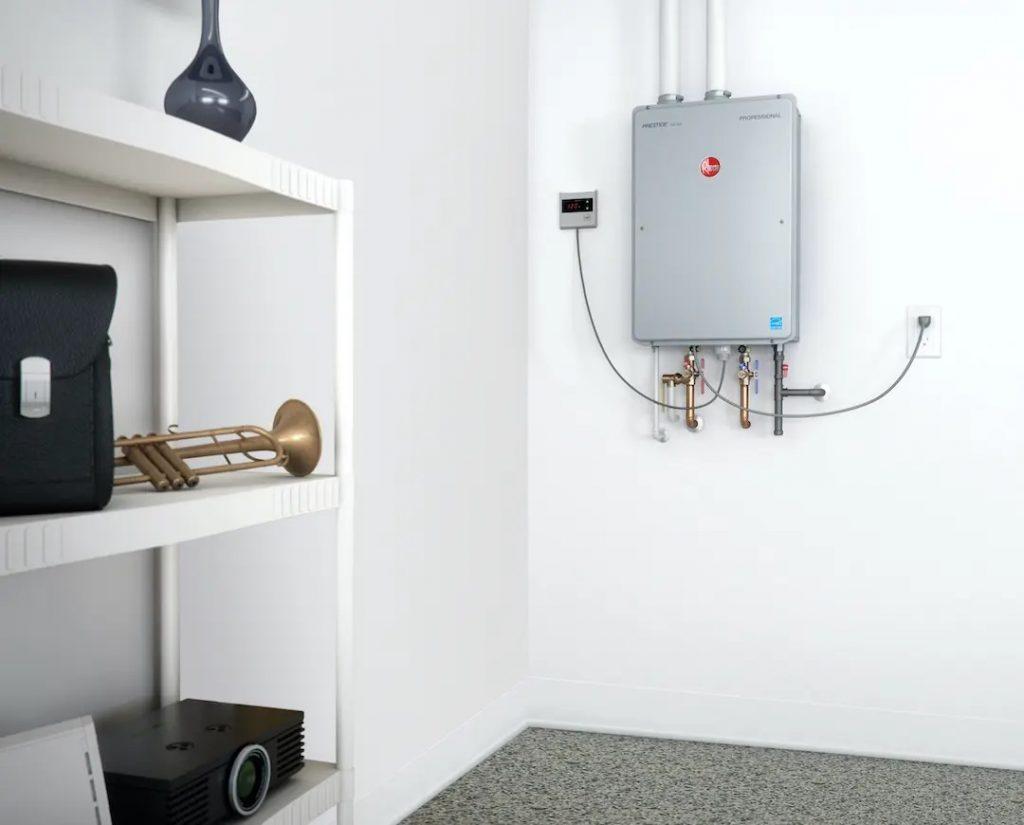 penyebab kerusakan water heater