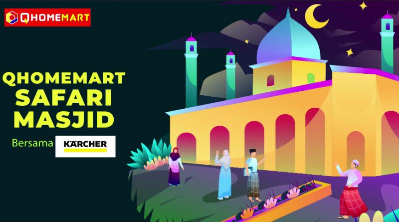safari masjid qhomemart karcher