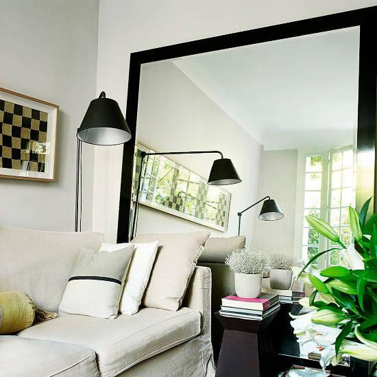 penataan ruangan dengan kaca
