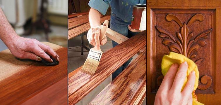 pengkilap kayu