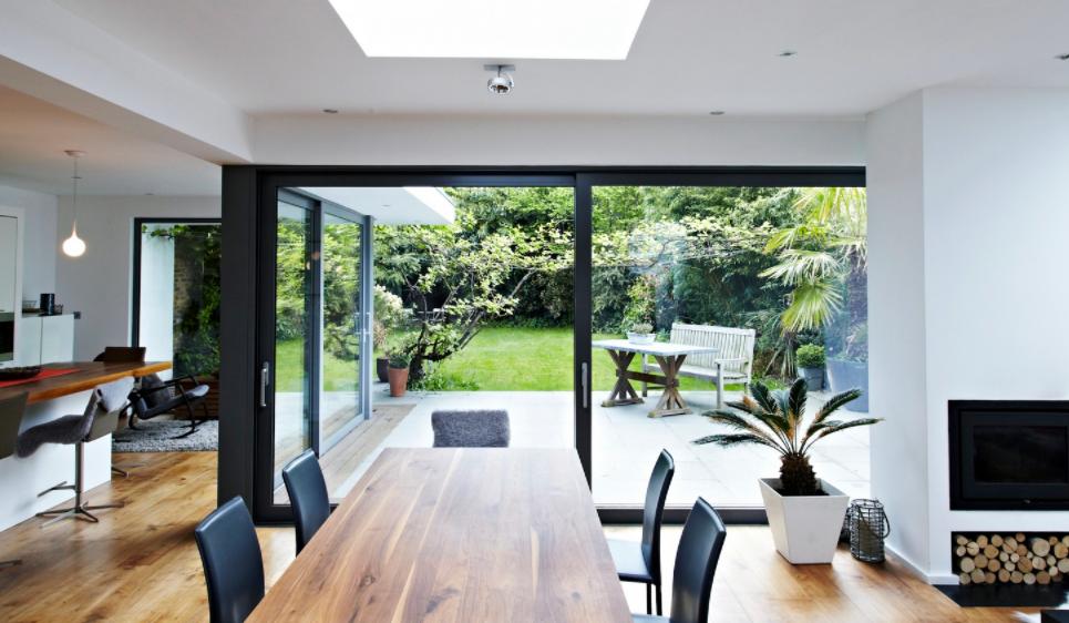 desain rumah open space