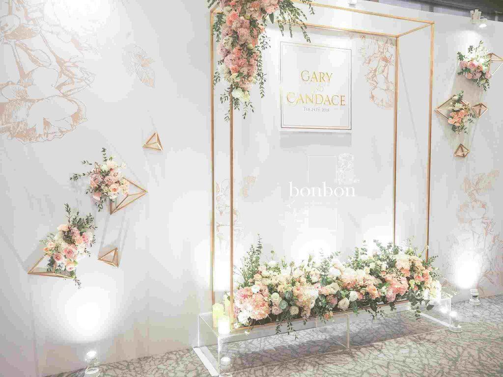 modern photo booth pernikahan