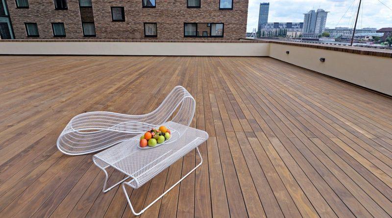 dak lantai 2 dari kayu
