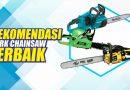 rekomendasi merk chainsaw